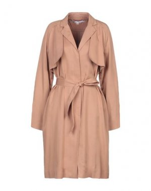 Легкое пальто JUST FEMALE. Цвет: верблюжий