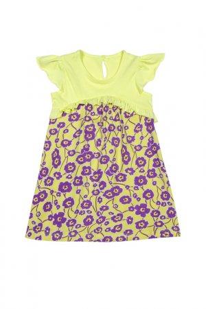Платье Bell Bimbo. Цвет: лайм