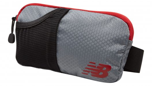 Messenger Performance Waist Pack New Balance. Цвет: серый