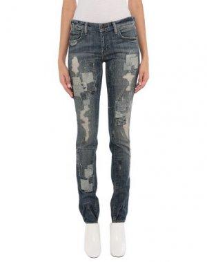 Джинсовые брюки POLO JEANS COMPANY. Цвет: синий
