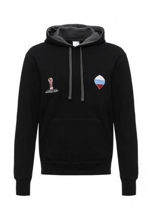 Худи FIFA Confederations Cup Russia 2017. Цвет: черный