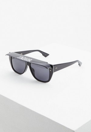 Очки солнцезащитные Christian Dior DIORCLUB2 807. Цвет: черный