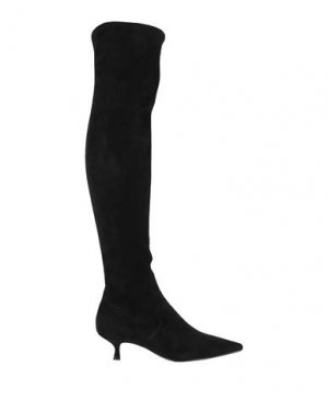 Сапоги ANNA F.. Цвет: черный