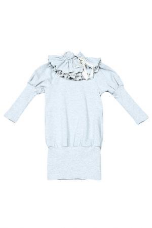 Платье Gioia di Mamma. Цвет: голубой