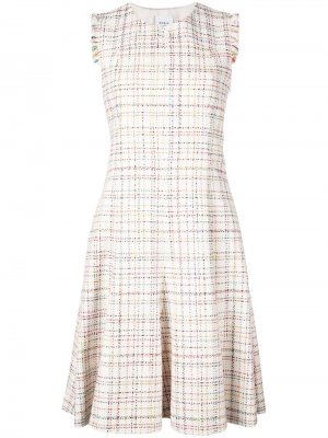 Твидовое платье Akris Punto