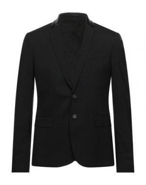 Пиджак LHU URBAN. Цвет: черный