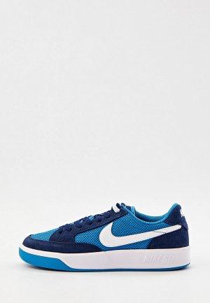 Кеды Nike SB ADVERSARY. Цвет: разноцветный