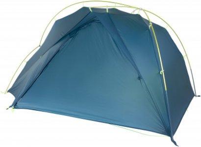 Палатка 2-местная Exolight II JACK WOLFSKIN. Цвет: синий
