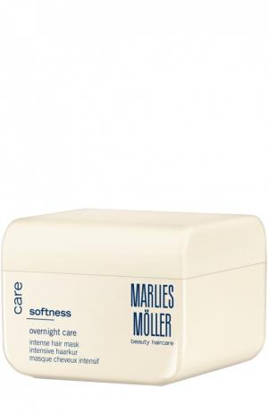 Интенсивная маска для гладкости волос Marlies Moller. Цвет: бесцветный