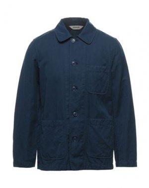 Пиджак ASPESI. Цвет: синий