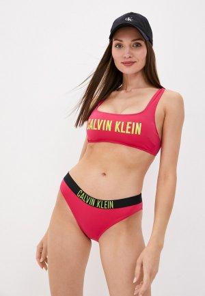 Лиф Calvin Klein Underwear. Цвет: розовый