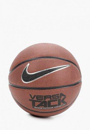 Мяч баскетбольный Nike VERSA TACK 8P. Цвет: коричневый