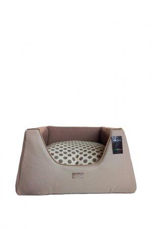 Лежак для животных ANTEPRIMA. Цвет: бежевый
