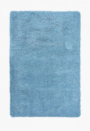 Коврик для ванной Shahintex. Цвет: голубой
