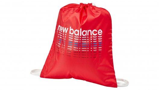 Crossbody GRAPHIC CINCH SACK New Balance. Цвет: красный