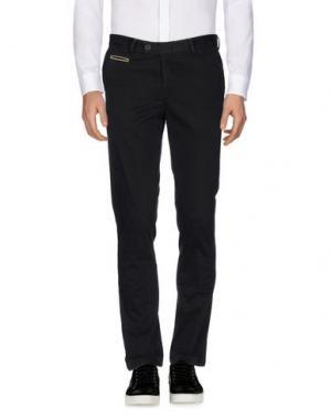 Повседневные брюки DIMENSIONE. Цвет: черный
