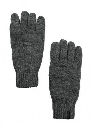 Перчатки Icepeak ISTO. Цвет: серый