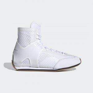 Кроссовки Boxing by Stella McCartney adidas. Цвет: белый