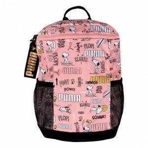 X Peanuts Backpack Puma. Цвет: черно-розовый