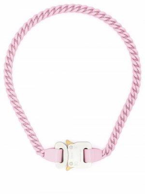 Safety buckle clasp fastening 1017 ALYX 9SM. Цвет: розовый