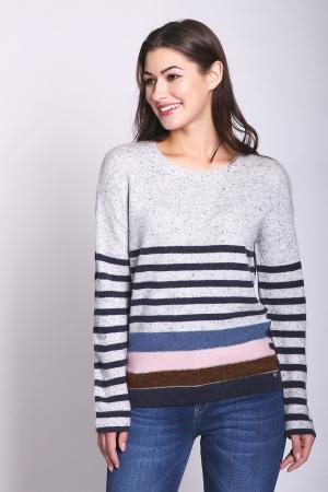 Пуловер Taifun. Цвет: серый
