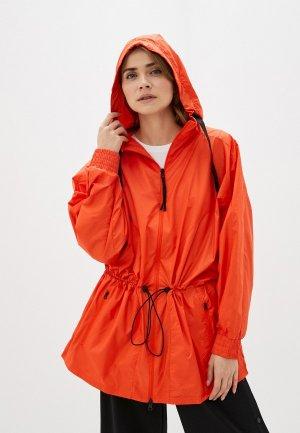 Парка adidas X Karlie Kloss. Цвет: оранжевый