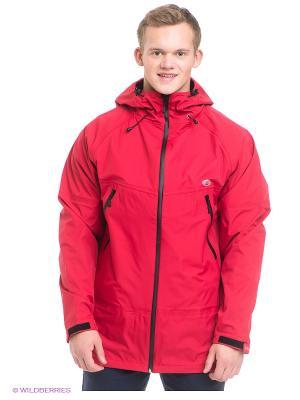 Куртка Animal. Цвет: красный