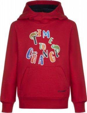 Джемпер для мальчиков , размер 116 Demix. Цвет: красный