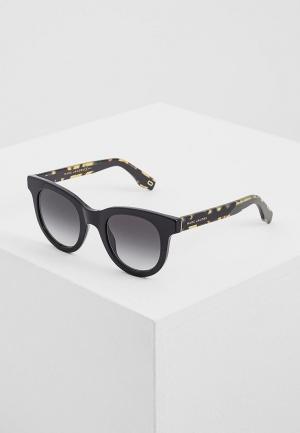 Очки солнцезащитные Marc Jacobs 280/S 807. Цвет: черный