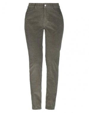 Повседневные брюки DAY BIRGER ET MIKKELSEN. Цвет: зеленый-милитари