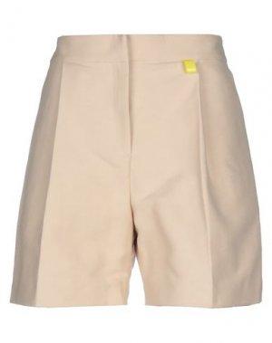 Повседневные шорты LOREAK MENDIAN. Цвет: песочный