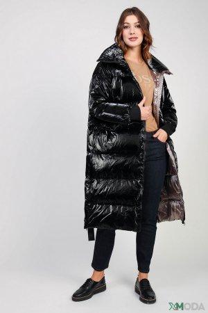Куртка Bomboogie. Цвет: чёрный