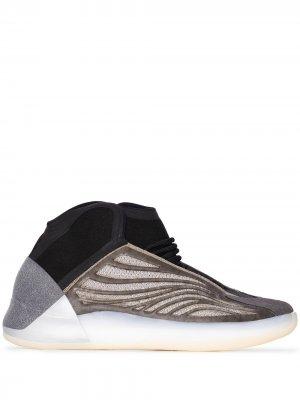 Кроссовки Quantum adidas YEEZY. Цвет: черный