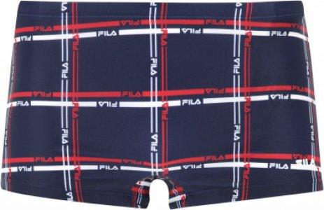 Плавки-шорты мужские , размер 54 FILA. Цвет: синий