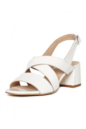 Sandals BAGATT. Цвет: white