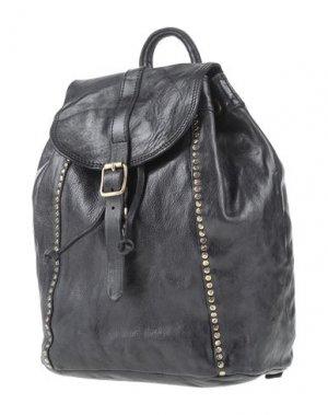 Рюкзаки и сумки на пояс CAMPOMAGGI. Цвет: черный