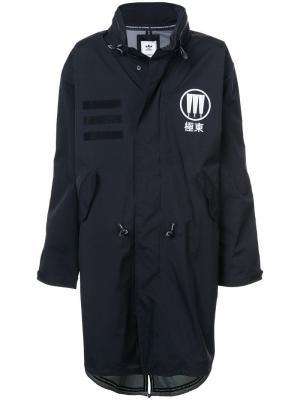 Куртка Neighbourhood M-51 adidas. Цвет: черный