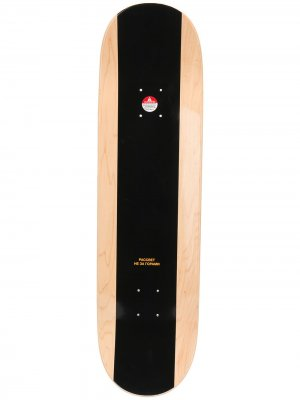 Доска для скейтборда Рассвет 8.625 PACCBET. Цвет: нейтральные цвета