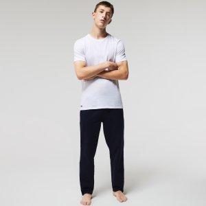 Футболки Домашняя футболка Lacoste. Цвет: белый