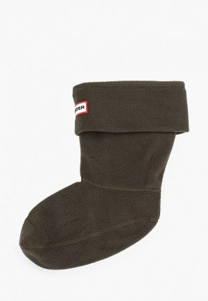 Носки Hunter для резиновых сапог. Цвет: хаки