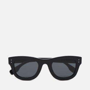 Солнцезащитные очки Sidney Burberry. Цвет: чёрный