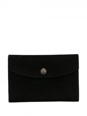 Клатч Pio Pochette Hermès. Цвет: черный