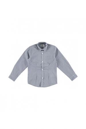 Рубашка IDO. Цвет: серый