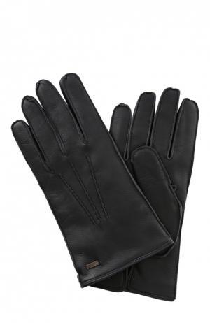 Перчатки Dolce&Gabbana. Цвет: черный