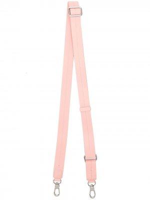 Ремень для сумки Troubadour. Цвет: розовый