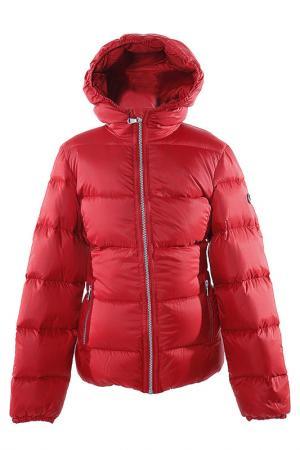 Куртка Canadiens. Цвет: красный
