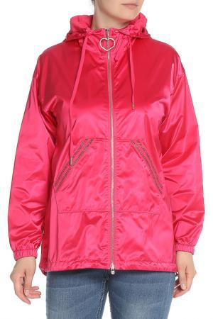Ветровка VDP. Цвет: розовый