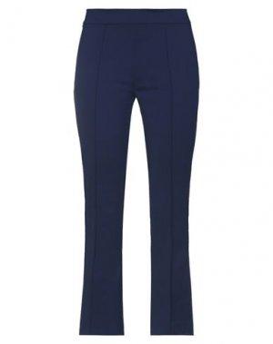 Повседневные брюки CLIPS. Цвет: темно-синий
