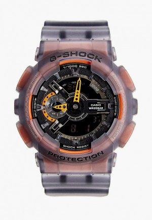 Часы Casio G-SHOCK GA-110LS-1AER. Цвет: черный