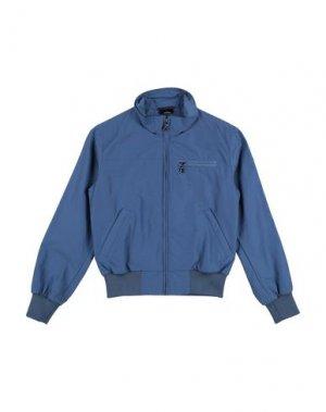Куртка CANADIENS. Цвет: грифельно-синий